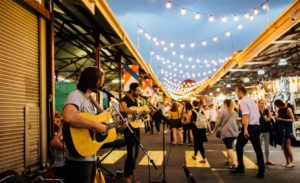 food, drink and coffee at Joondalup festival 2018