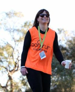 Fran_Lisura Coffee at Maylands Parkrun